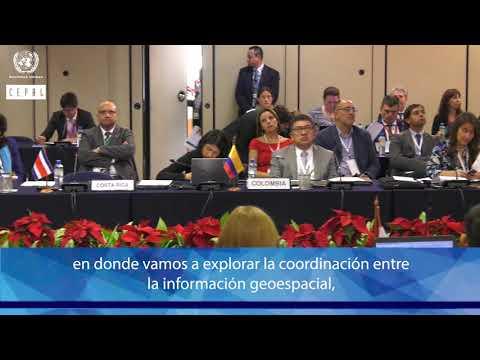 Video de inauguración de la IX reunión de la CEA