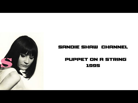 Sandie Shaw Puppet on a String 1995