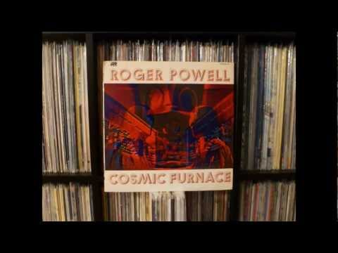 Roger Powell  Cosmic Furnace  Ictus  Lumia  Fourneau Cosmique
