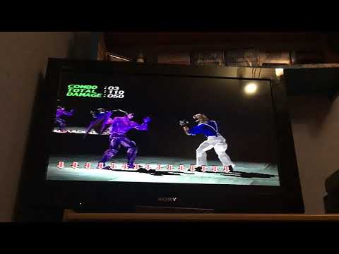 Tekken 2-King-controls secret combos and more