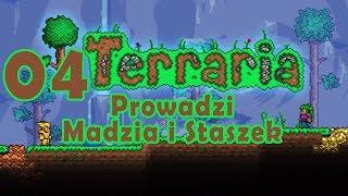 Terraria #04 - Tragiczna śmierć /w Staszek