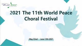 Grand opening ceremony of the 11th World Peace Choral Festival
