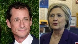 Source: New Clinton email probe linked to Anthony Weiner