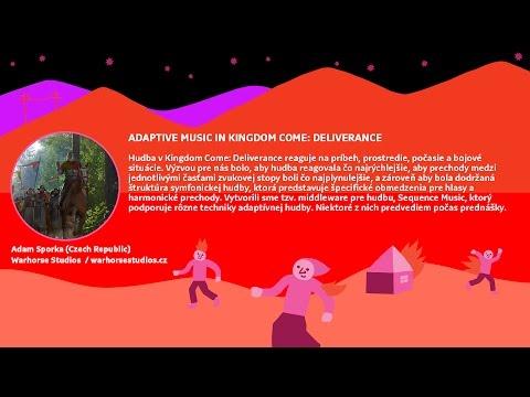 Warhorse Studios - Adaptive Music In Kingdom Come Deliverance - Fest Anča   Sector.sk