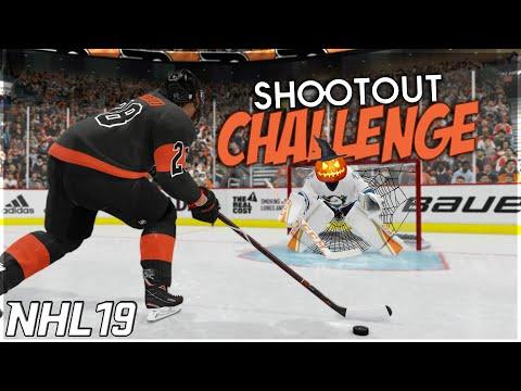 NHL 19 SHOOTOUT CHALLENGE #3 *HALLOWEEN EDITION*