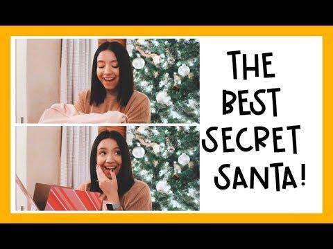 The BEST Secret Santa!   2018