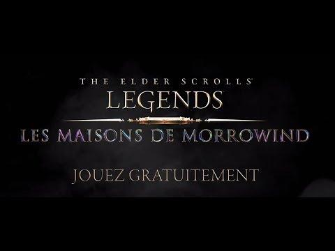 The Elder Scrolls: Legends - Les Maisons de Morrowind
