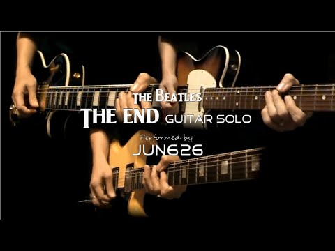 The End Guitar Solo