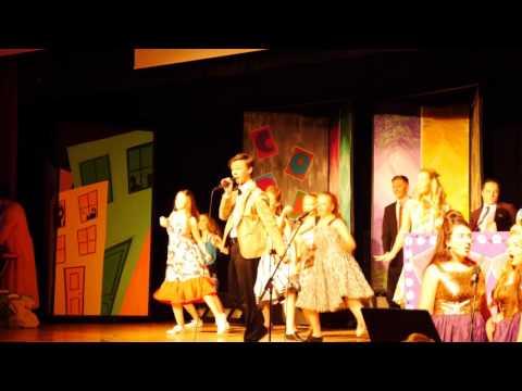 2015 BRA School Play; Hairspray part 1 (RJ)