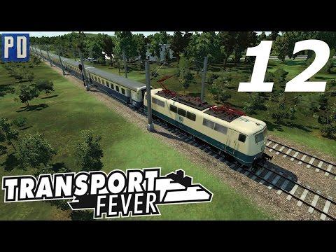 PDZ06 Liestal - Basel #12 «» Transport Fever | HD | 60Fps