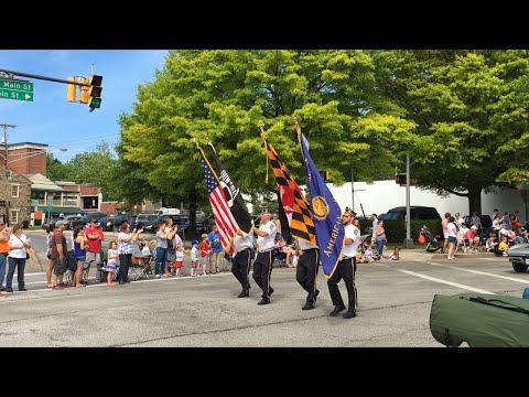 Westminster, MD Memorial Day Parade 2016