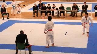 第32回 全日本実業団空手道選手権大会 団体形 決勝
