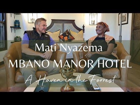 Download Mati Nyazema: Mbano Manor Hotel - Luke Brown Zim