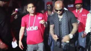 Hollywood and The Birdman YMCMB at Birdmans Billionaire Birthday Party in ATL 2.18.12