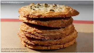 Easy Large Sweet And Salty Chocolate Chip Cookies Recipe