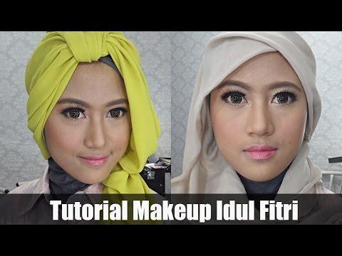 Tutorial Makeup Lebaran Nggak Sampai 10 Menit