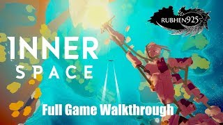 InnerSpace (PS4) - Full Game Walkthrough (Guide for All Levels)