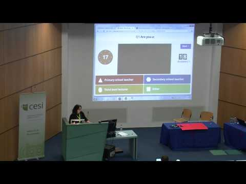 CESI Conference 2014 - Online Resources for Active and Inclusive Learning
