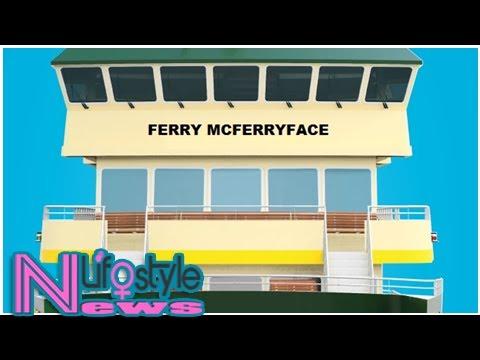 Ferry mcferryface: meet boaty mcboatface's australian cousin
