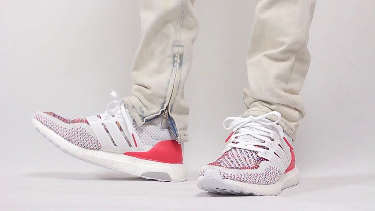 Adidas Ultra Boost 2.0 Multi Color : đôi Ultra Boost đẹp nhất