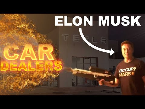 Tesla Will End Car Dealerships – Here's Why