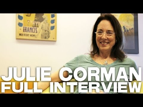 Lessons From My Filmmaking Career by Julie Corman - The Complete Film Courage Interview