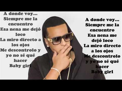 A Donde voy Letra - Cosculluela Ft Daddy Yankee