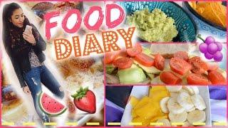 FOOD DIARY: Meine Ernährung - 6 Tage lang! #7