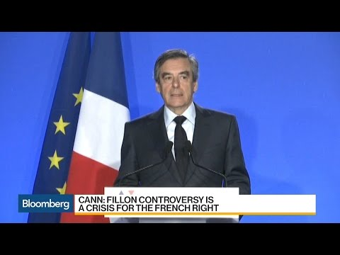 ELABE Says Fillon Controversy a Crisis for French Right