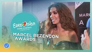 The Marcel Bezençon awards of 2018!