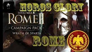 Total War Rome 2 прохождение за Рим часть 52 HD