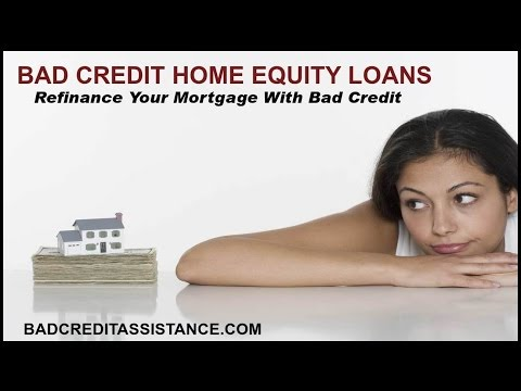 home-equity-loan-bad-credit-֎-refinance-with-bad-credit