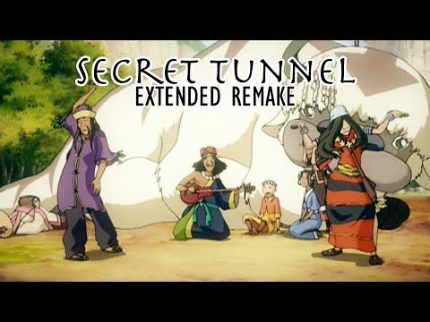 Secret Tunnel (EXTENDED REMAKE) | AVATAR - Rise of the Phoenix King CJ Music Soundtrack