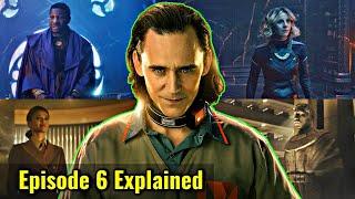 Loki Episode 6 Explained In HINDI | Loki Series Story In HINDI | Loki Series Episode 6 In HINDI