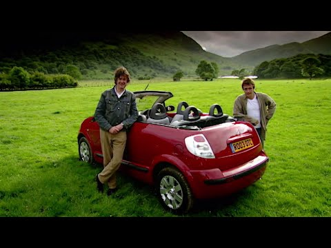 Top Gear ~ Convertibles in the UK