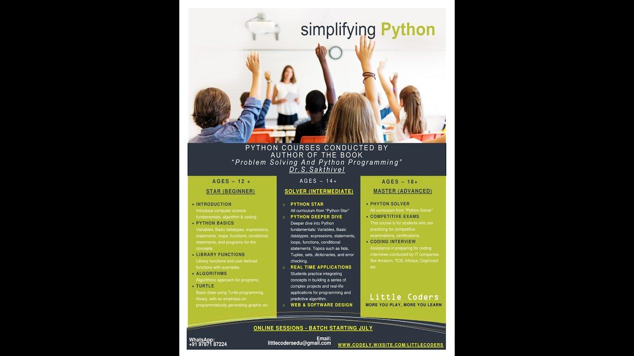 Control Statements Python Programming English Youtube