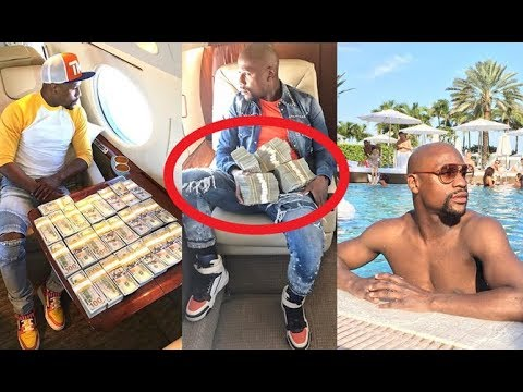 Floyd Mayweather Rech Life 2017 [Total Net Assets,Annual Net Income]