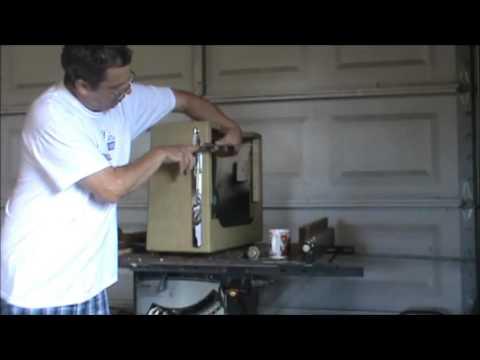 How To Install Tilt Back Legs On A Fender Amplifier