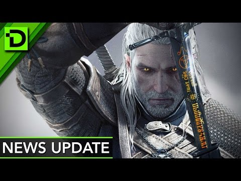 The Witcher Saga Coming To Netflix! - More Classic Final Fantasy Remakes Coming?