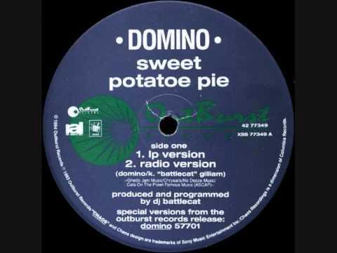 Domino - Sweet Potato Pie