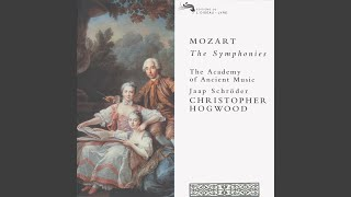 Mozart: Symphony in D Major, K.32 - Menuetto & Trio