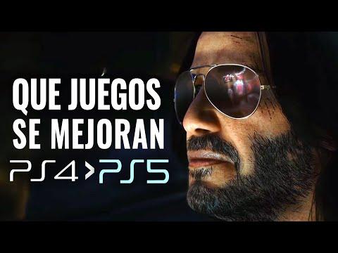 LOS JUEGOS DE PS4 QUE SE ACTUALIZARÁN GRATIS A PS5