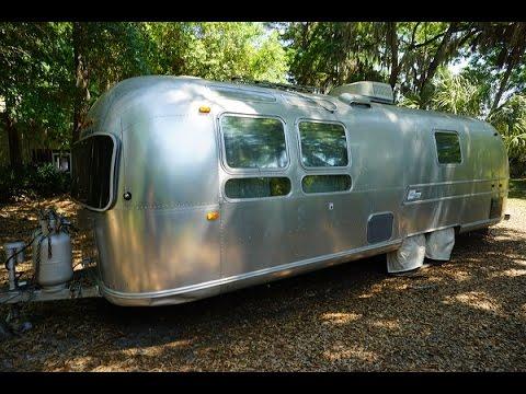 For Sale in Bradenton, Florida - 1971 Airstream Ambassador International