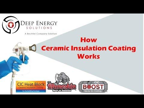 How Ceramic Insulation Coating Works - YouTube