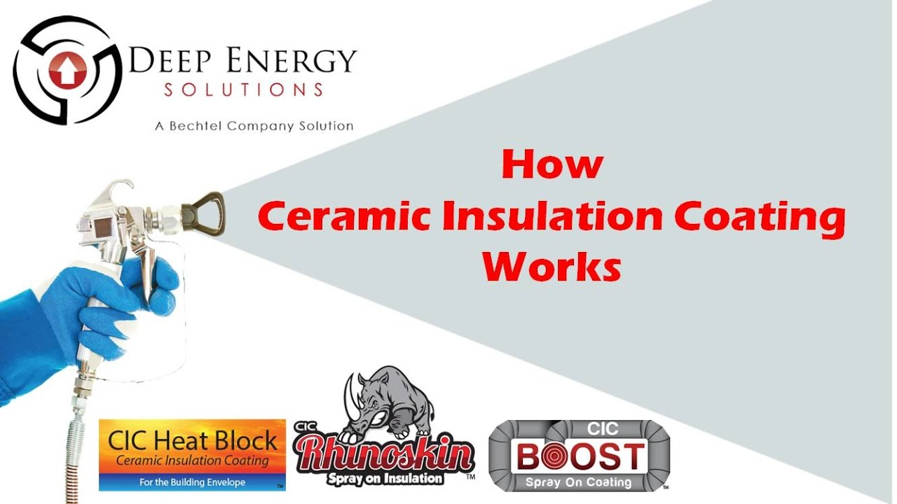How Ceramic Insulation Coating Works