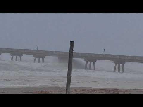 Hurricane Irma On Deerfield Beach!