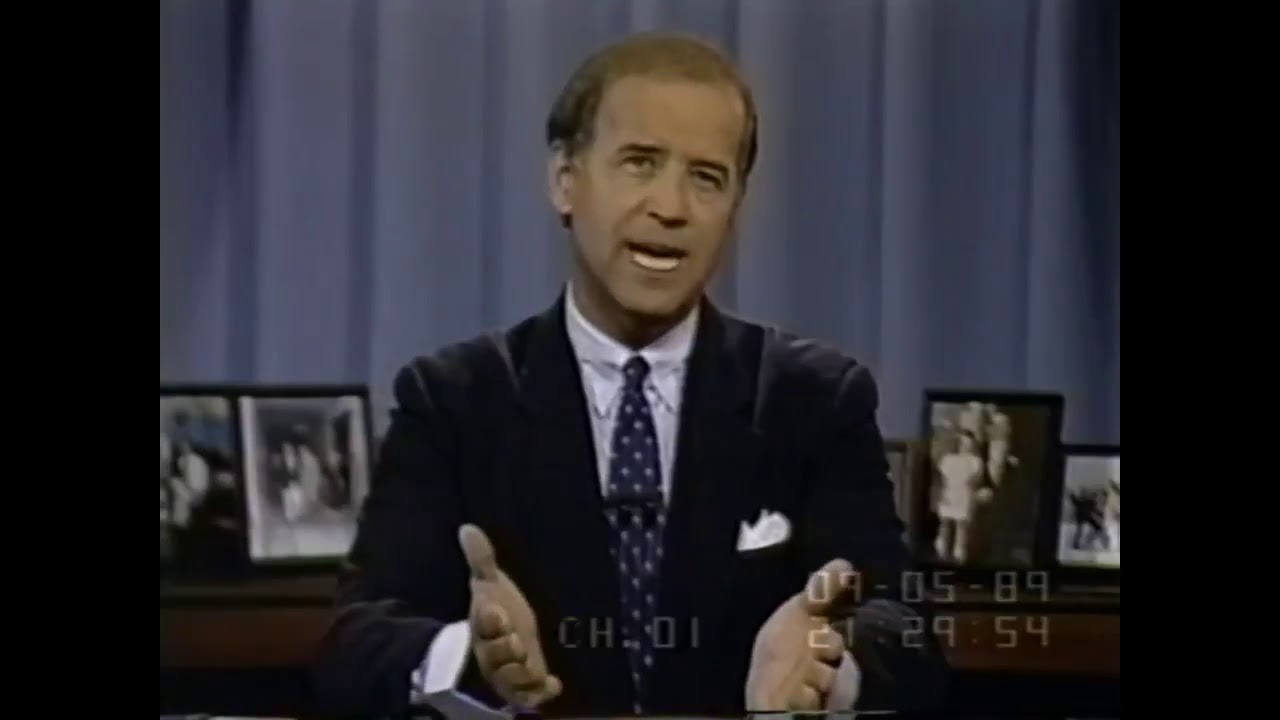 Joe Biden's Problematic Record On Racial Justice Explained