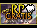 Como ganar Riot Point GRATIS EN League Of Legends sin HACKS