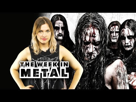MARDUK Accused of Buying NAZI PROPOGANDA! - The Week in Metal - April 9, 2018