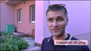 """Видео """"Новости-N"""": война за место - на Водопроводной девушка на три дня заблокировала чужую машину"""